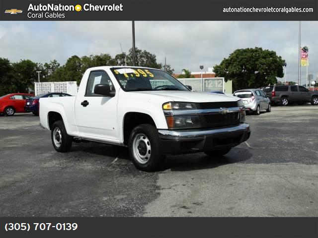 2006 Chevrolet Colorado Work Truck abs 4-wheel air conditioning cruise control power steering