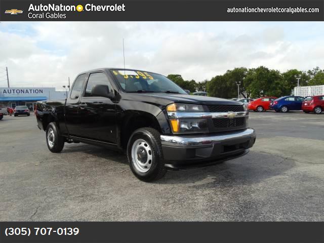 2007 Chevrolet Colorado LS 86783 miles VIN 1GCCS199478222129 Stock  1176531802 9991