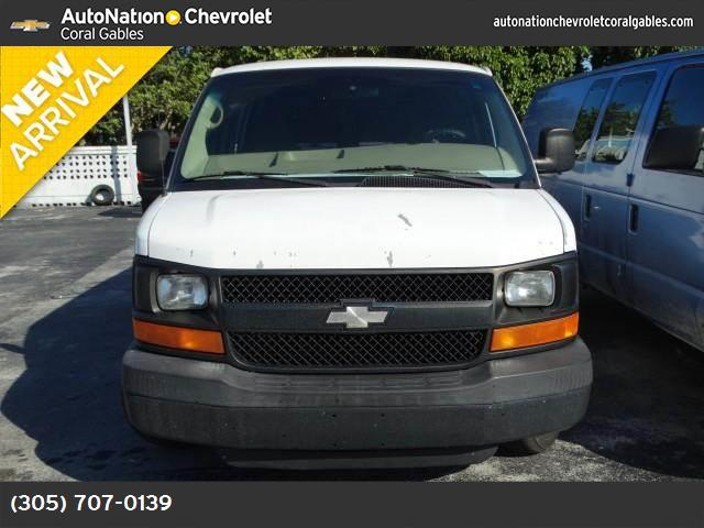2006 Chevrolet Express Cargo Van  abs 4-wheel air conditioning power steering dual air bags s
