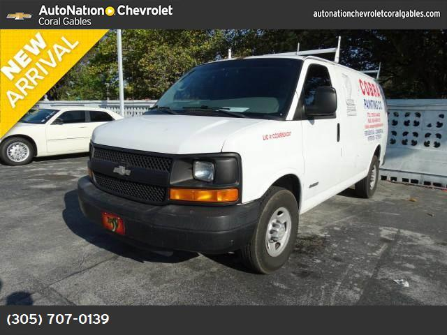 2006 Chevrolet Express Cargo Van  engine  vortec 4800 v8 sfi  285 hp  2126 kw    5200 rpm  295