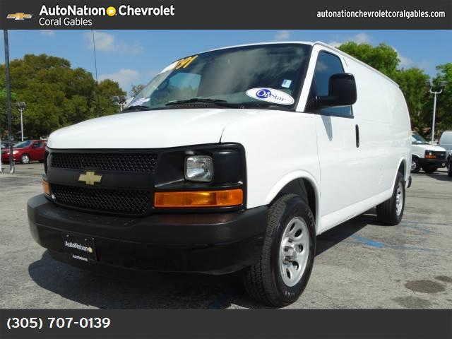 2014 Chevrolet Express Cargo Van  alternator  145 amps audio system  amfm stereo  with seek-and-s