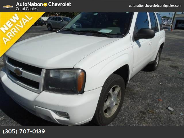 2008 Chevrolet TrailBlazer LT w1LT stabilitrak abs 4-wheel air conditioning power windows po