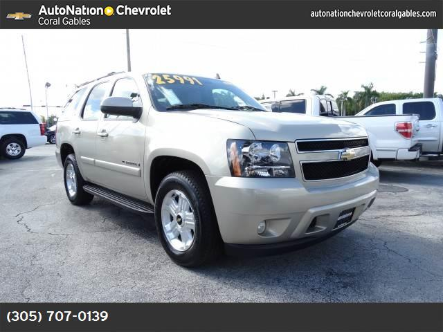 2009 Chevrolet Tahoe LT w1LT suspension pkg traction control stabilitrak abs 4-wheel air con