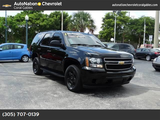 2007 Chevrolet Tahoe LS stabilitrak abs 4-wheel air conditioning air cond rear power windows