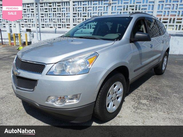 2011 Chevrolet Traverse LS 25334 miles VIN 1GNKREED8BJ267382 Stock  1150786205 19991