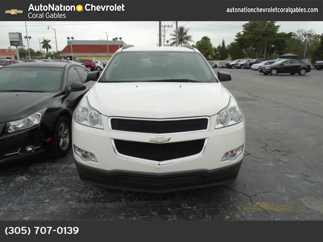 2011 Chevrolet Traverse LS 63965 miles VIN 1GNKRFED3BJ380470 Stock  1185723809 15991