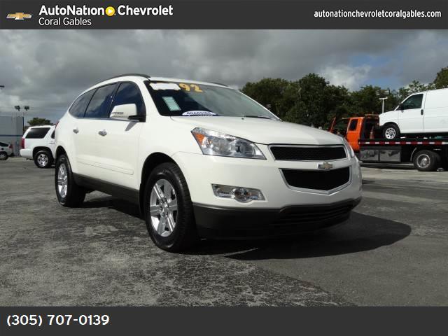 2011 Chevrolet Traverse LT w1LT 65757 miles VIN 1GNKRGED4BJ336418 Stock  1187646820 17992