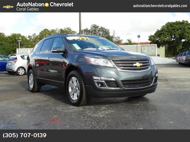 2014 Chevrolet Traverse LT 13486 miles VIN 1GNKRGKD6EJ309925 Stock  1179722713 25885