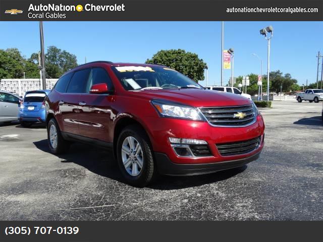2014 Chevrolet Traverse LT 13243 miles VIN 1GNKRHKD3EJ285573 Stock  1159764814 26991