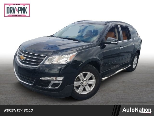 2014 Chevrolet Traverse LT traction control stabilitrak abs 4-wheel keyless entry keyless sta