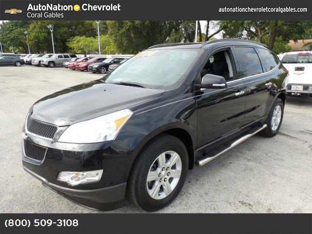 2011 Chevrolet Traverse LT w2LT 62435 miles VIN 1GNKRJED0BJ135290 Stock  1140933021 19583