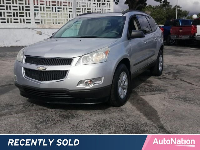 2010 Chevrolet Traverse LS traction control stabilitrak abs 4-wheel air conditioning air cond
