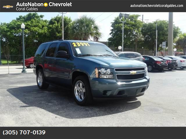 2010 Chevrolet Tahoe LS traction control stabilitrak abs 4-wheel air conditioning air cond re