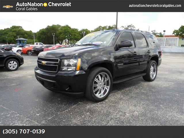 2011 Chevrolet Tahoe LS traction control stabilitrak abs 4-wheel air conditioning air cond re