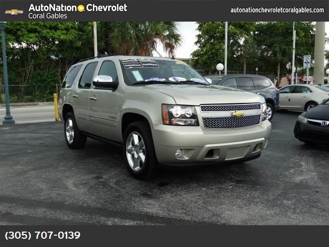 2013 Chevrolet Tahoe LTZ blind-spot alert power liftgate release autoride suspension hill start