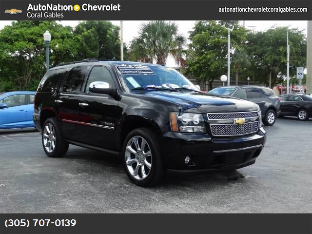 2014 Chevrolet Tahoe LTZ blind-spot alert power liftgate release hill start assist control tract