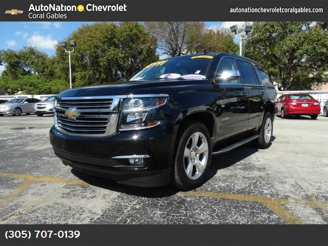 2015 Chevrolet Tahoe LTZ black engine  53l ecotec3 v8 with active fuel management  direct injecti