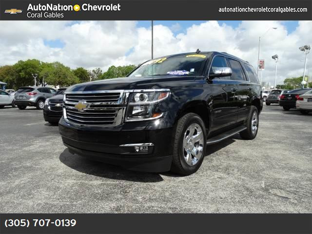 2015 Chevrolet Tahoe LTZ black engine  53l ecotec3 v8 with active fuel management  direct injecti