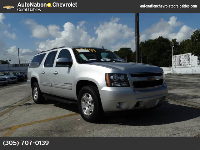 2014 Chevrolet Suburban LT hill start assist traction control stabilitrak abs 4-wheel air con