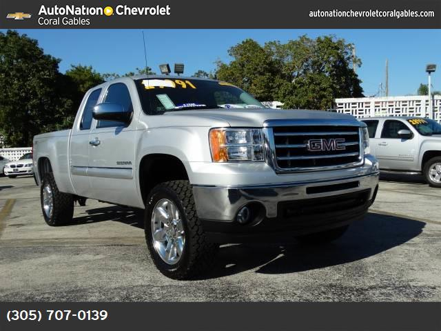 2013 GMC Sierra 1500 SLE hill start assist control traction control stabilitrak abs 4-wheel k