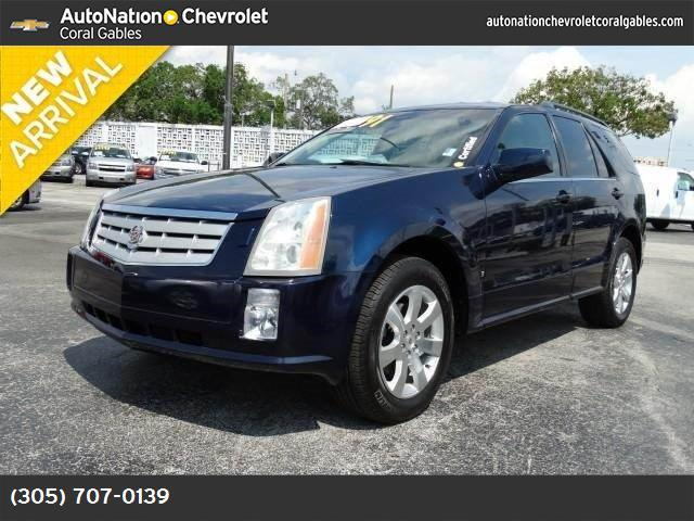 2008 Cadillac SRX RWD power liftgate release traction control stabilitrak abs 4-wheel keyless