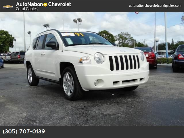 2010 Jeep Compass Sport touring suspension hill start assist stability control abs 4-wheel ai