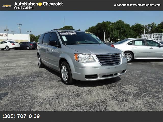 2010 Chrysler Town  Country LX traction control stability control abs 4-wheel air conditionin