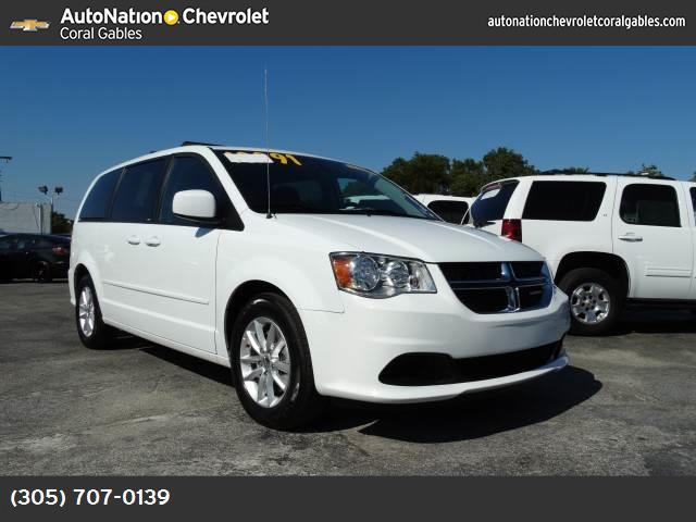 2014 Dodge Grand Caravan SXT traction control stability control abs 4-wheel keyless entry air