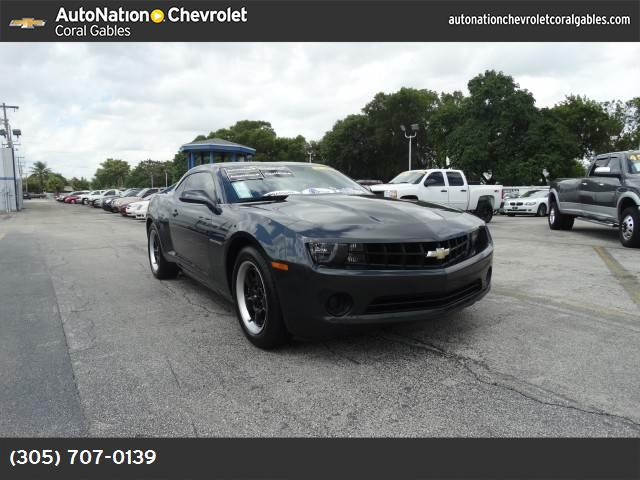 2013 Chevrolet Camaro LS traction control stabilitrak abs 4-wheel air conditioning power wind