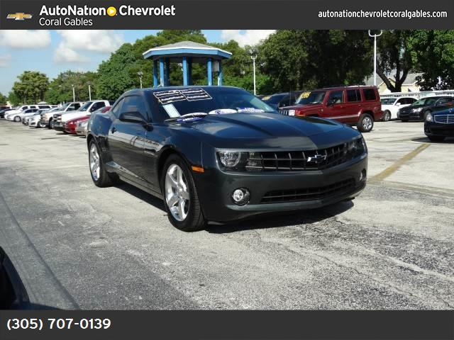 2013 Chevrolet Camaro LT 1lt traction control stabilitrak abs 4-wheel air conditioning power