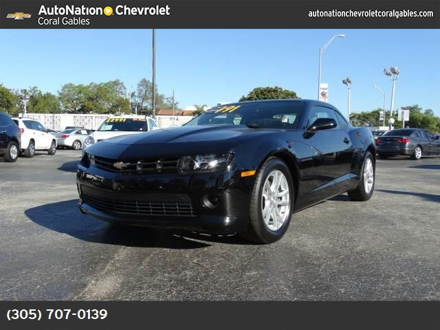 2014 Chevrolet Camaro LT traction control stability control abs 4-wheel keyless entry air con