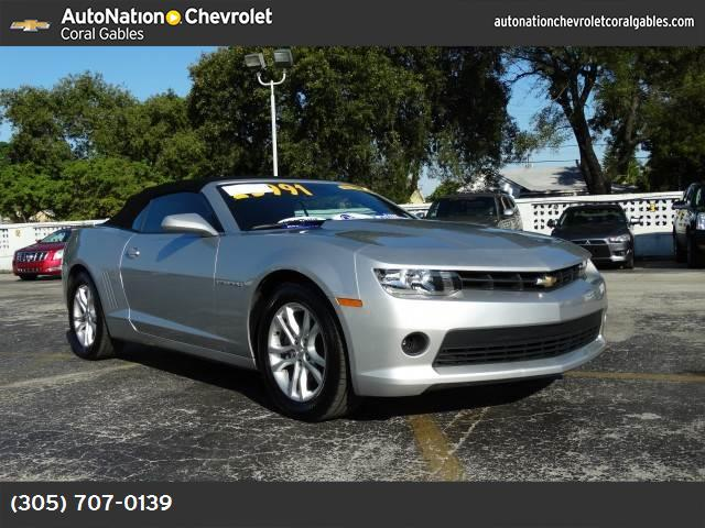 2014 Chevrolet Camaro LT traction control stabilitrak abs 4-wheel keyless entry air condition