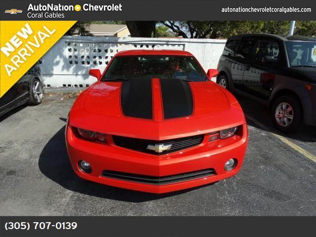2013 Chevrolet Camaro LT 1lt traction control stabilitrak abs 4-wheel keyless entry air cond