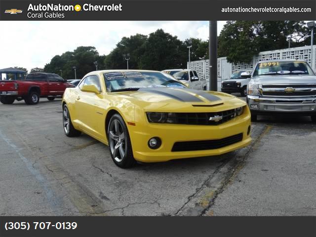 2012 Chevrolet Camaro 2SS 11040 miles VIN 2G1FK1EJ2C9167331 Stock  1143516834 27974