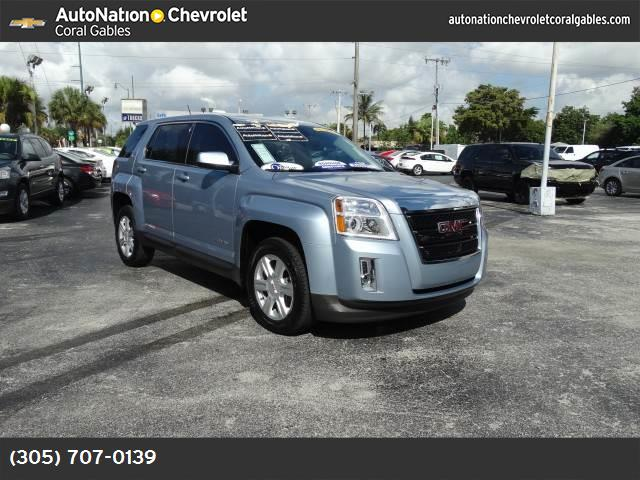 2014 GMC Terrain SLE traction control stability control abs 4-wheel air conditioning power wi