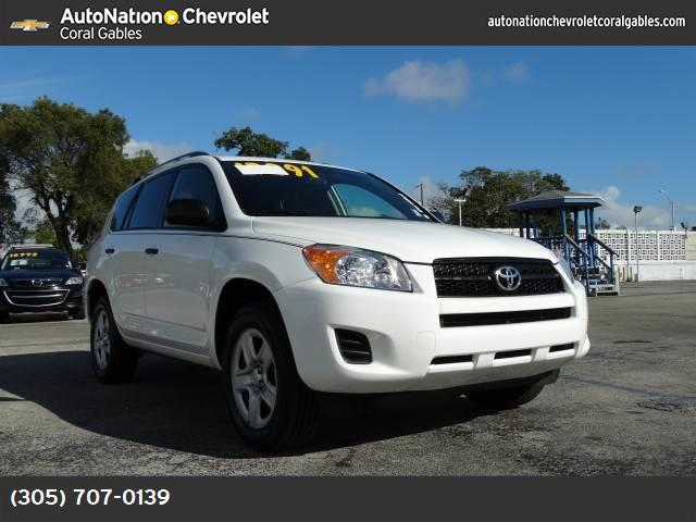2011 Toyota RAV4  traction control stability control abs 4-wheel keyless entry air conditioni