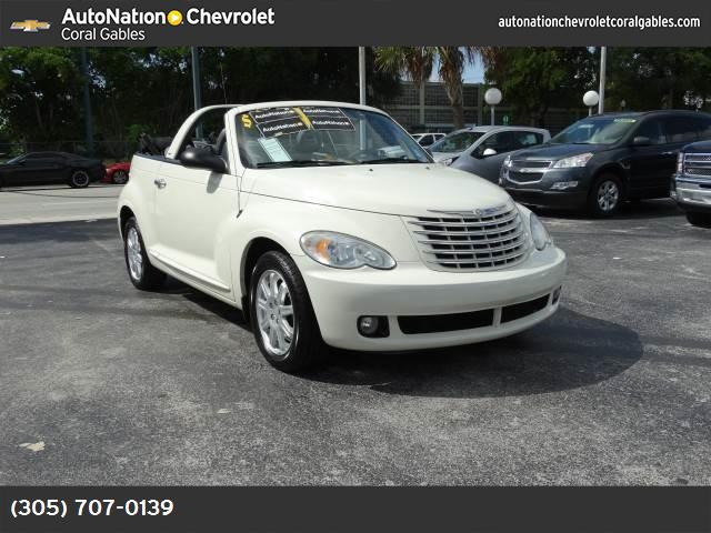 2007 Chrysler PT Cruiser  air conditioning power windows power door locks power steering tilt w