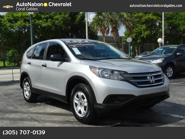 2013 Honda CR-V LX traction control stability control abs 4-wheel keyless entry air condition