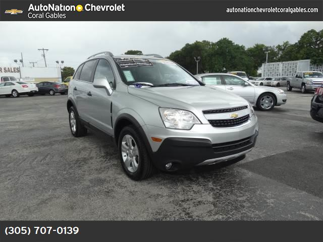 2013 Chevrolet Captiva Sport Fleet LS traction control stabilitrak abs 4-wheel air conditionin