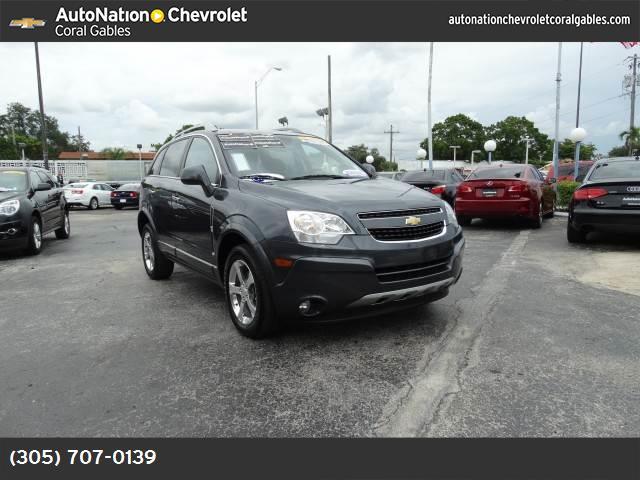 2013 Chevrolet Captiva Sport Fleet LT traction control stabilitrak abs 4-wheel keyless entry