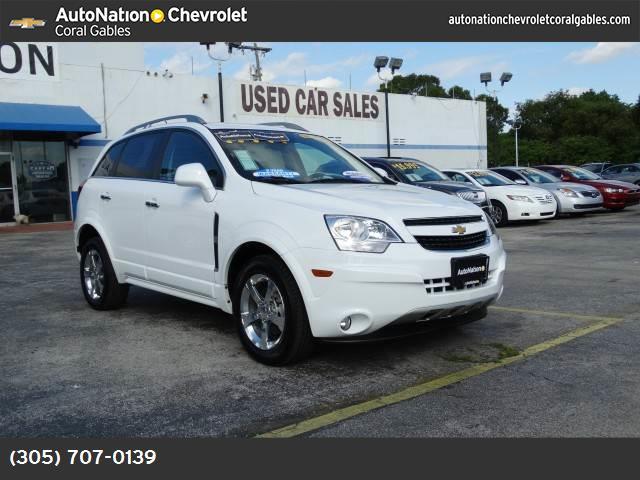 2014 Chevrolet Captiva Sport Fleet LT traction control stabilitrak abs 4-wheel air conditionin