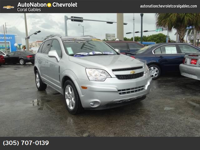 2013 Chevrolet Captiva Sport Fleet LTZ 25051 miles VIN 3GNAL4EK4DS642515 Stock  1154036493