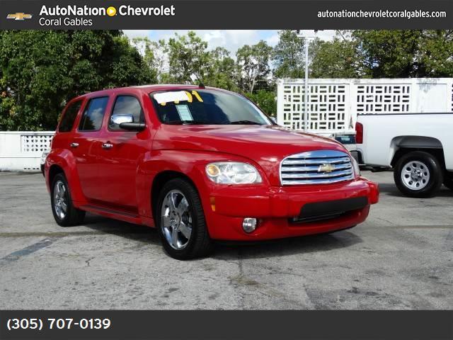 2009 Chevrolet HHR LT w2LT traction control stabilitrak abs 4-wheel air conditioning power w