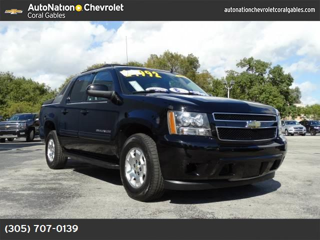 2011 Chevrolet Avalanche LS texas edition suspension pkg traction control stability control abs