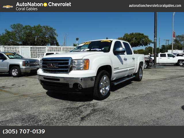 2012 GMC Sierra 1500 SLE hill start assist control traction control stabilitrak abs 4-wheel k