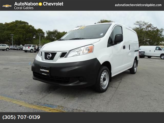 2014 Nissan NV200 S traction control vchl dynamic control abs 4-wheel air conditioning power