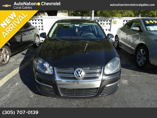 2006 Volkswagen Jetta Sedan 25L traction control stability control abs 4-wheel air conditioni
