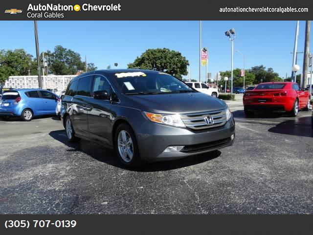 2012 Honda Odyssey Touring traction control stability control abs 4-wheel air conditioning ai