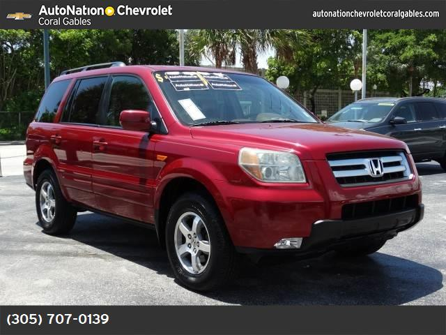 2006 Honda Pilot EX-L traction control stability control abs 4-wheel air conditioning air con