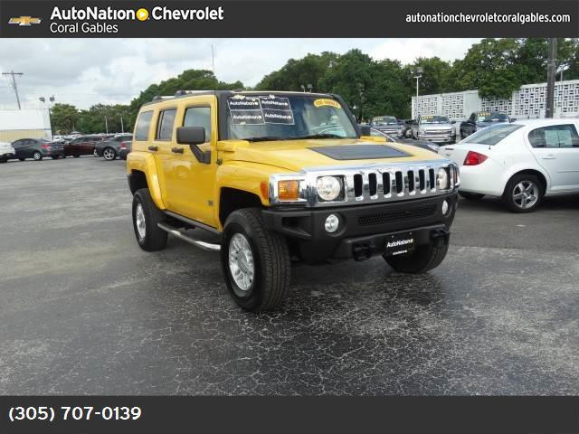 2006 HUMMER H3  traction control abs 4-wheel air conditioning power windows power door locks